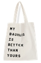 My Bauhaus Is Better Than Yours