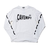 Cav Empt Long Sleeve Handset Tee White RSVP Gallery