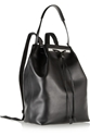 The Row Sac A Dos En Cuir Net A Porter.Com