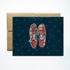 Her shoes card 7c Ferme c3 a0 Papier