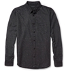 Levi's Made Crafted Flecked Cotton Blend Shirt Mr Porter