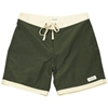 Saturdays Thomas Board Shorts Green