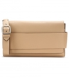 Mytheresa.Com Gusset Leather Clutch Clutch Bags Bags Luxury Fashion For Women Designer Clothing Shoes Bags