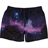 black space print swim shorts swim shorts shorts men River Island