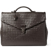 Bottega Veneta Intrecciato Leather Briefcase Mr Porter