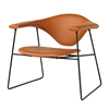 Haus Masculo Lounge Chair By Gamfratesi Design Studio