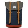 Sandqvist Stig Backpack Blue Grey
