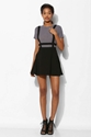 Sparkle Fade Suspender Cage Overall Skirt Urban Outfitters