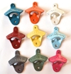 Wall Mounted Bottle Opener Pick Your Color By Nevermoregifts