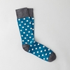 Etiquette Clothiers Polka Dot Socks Men's Socks Steven Alan