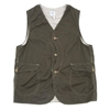 Post O 27Alls Royal Traveller Vest Olive Drab Supreme Twill
