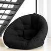 Nest Large Black By Fresh Futon Fab.Com