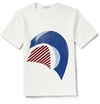 J.W.Anderson Printed Bonded Jersey T Shirt Mr Porter