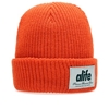 Alife Knit Beanie Safety Orange