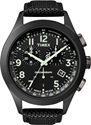 Timex Originals T2n389 Mens T Series Chronograph All Black Watch Watches Amazon.Com