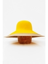 Clyde Lynot Hat Yellow 2f Natural