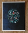 Flora Print By Britthermann On Etsy