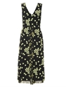 Japanese Flower Print Dress Marni Matchesfashion.Com