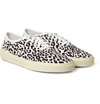 Saint Laurent Baby Cat Print Sneakers Mr Porter
