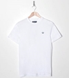 Buy c2 a0Fred Perry c2 a0Plain Crew T Shirt c2 a0 Mens Fashion Online at Size 3f