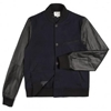 Paul Smith Jackets 7c Navy Bomber Jacket