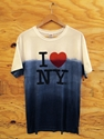 Fancy I Still Love NY T Shirt by Sebastian Errazuriz