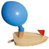 balloon power boat