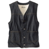 Denim Work Vest The Stronghold Denim Work Vest Orvis