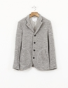 Nanamica Sweat Jacket Grey Nitty Gritty Store