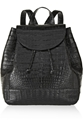 Nancy Gonzalez Crocodile Backpack Net A Porter.Com