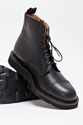 Our Legacy Derby Boot Leather Black Stone 7c TR c3 88S BIEN