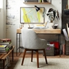 Rustic Storage Desk West Elm