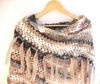 Fall Fashion Women Crochet Shawl Wrap Crochet By Senoaccessory
