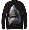 Givenchy c2 a0Shark Print Cotton Sweatshirt c2 a0 7c c2 a0MR PORTER