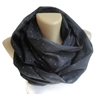 Cotton Star Scarf Infinity Scarf Women Scarf By Senoaccessory