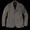 UNIONMADE woolrich woolen mills Garfunkel Jacket in LIght Grey