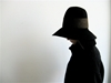 Vintage Yohji Yamamoto Wool Wide Brimmed Hat by SouvenirSouvenir