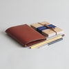 Ashdown Workshop By Calepino Leatherworkers Notebook 3 Pack 26 Leather Cover 7c The Ashdown Workshop Co