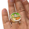 Kawaii Cute Miniature Food Ring Cookies with by fingerfooddelight