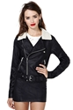 Nasty Gal Never Rest Faux Leather Moto Jacket Shop Sale At Nasty Gal