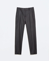 Checked Skinny Trousers Woman New This Week Zara Netherlands