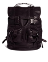 Asos Black Asos Black Backpack At Asos