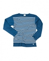 22Bleu de N c3 aemes 22 Striped Long Sleeve at TenueDeNimes