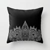Don 27t be so Negative Throw Pillow by Catherine Holcombe 7c Society6