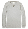 Saturdays Surf NYC c2 a0Mitch Long Sleeved Cotton Henley T Shirt c2 a0 7c c2 a0MR PORTER
