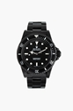 Black Limited Edition Matte Black Limited Edition Rolex Submariner 5513 for men 7c SSENSE