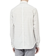Iceberg White Soft Geo Print With Button Down Shirt REISS