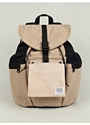 Carven x Porter Men e2 80 99s Beige Textured Backpack oki ni