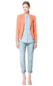 SINGLE BUTTON BLAZER Woman New this week ZARA United Kingdom