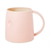 Pink Everyday Mug Tea Coffee Breakfast Kitchen Dining Department
